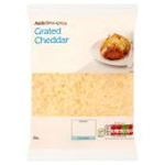 Calories in Asda Smart Price Grated Cheddar