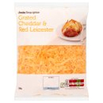 Calories in Asda Smart Price Grated Cheddar & Red Leicester