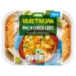 Calories in Asda Vegetarian Mac 'N' Cheese Leeks