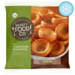 Calories in Hearty Food Co. 15 Yorkshire Puddings
