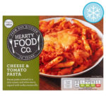 Calories in Hearty Food Co. Cheese & Tomato Pasta