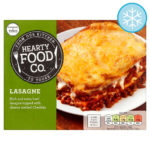 Calories in Hearty Food Co. Lasagne