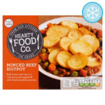 Calories in Hearty Food Co. Minced Beef Hotpot