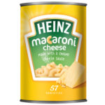 Calories in Heinz Macaroni Cheese