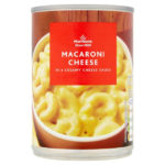 Calories in Morrisons Macaroni Cheese in a Creamy Cheese Sauce