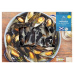 Calories in Morrisons Ready to Cook Rope Grown Mussels in White Wine Sauce