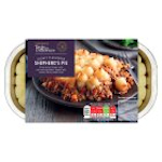 Calories in Sainsbury's Taste the Difference Shepherd's Pie