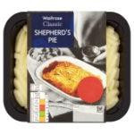 Calories in Waitrose Classic Shepherd's Pie
