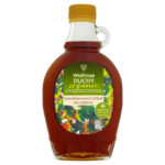 Calories in Waitrose Duchy Organic Canadian Maple Syrup No.1 Medium