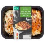 Calories in Waitrose Italian Macaroni Cheese with Bacon