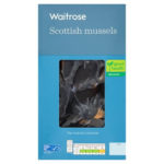 Calories in Waitrose Scottish Mussels