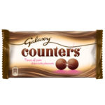 Calories in Galaxy Counters