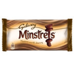 Calories in Galaxy Minstrels