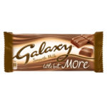 Calories in Galaxy Smooth Milk Little Bit More