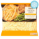 Calories in Tesco French Fries Thin and Crispy