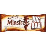 Calories in Galaxy Minstrels Big Bag