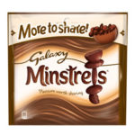 Calories in Galaxy Minstrels More to Share