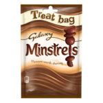 Calories in Galaxy Minstrels Treat Bag