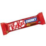 Calories in Nestlé KitKat Chunky