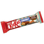 Calories in Nestlé KitKat Chunky Salted Caramel Fudge