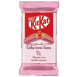 Calories in Nestlé KitKat made with Ruby Cocoa Beans