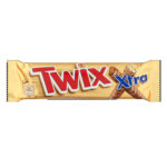 Calories in Twix Xtra
