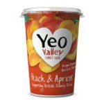 Calories in Yeo Valley Peach & Apricot