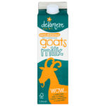 Calories in Delamere Dairy Semi-Skimmed Goats Milk