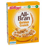 Calories in Kellogg's All-Bran Golden Crunch