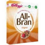 Calories in Kellogg's All-Bran Original