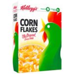 Calories in Kellogg's Corn Flakes