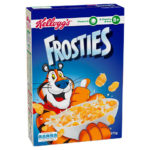 Calories in Kellogg's Frosties