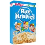Calories in Kellogg's Rice Krispies