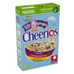 Calories in Nestlé Less Than 5% Sugar Oat Cheerios
