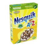 Calories in Nestlé Nesquik A-Z