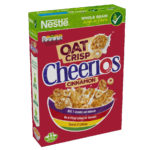 Calories in Nestlé Oat Crisp Cheerios Cinnamon