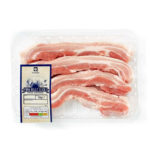 Calories in Ocado Pork Belly Slices
