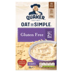 Calories in Quaker Oat So Simple Gluten Free Sachets