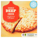 Calories in Tesco Deep Cheese