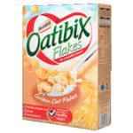 Calories in Weetabix Oatibix Flakes Golden Oat Flakes