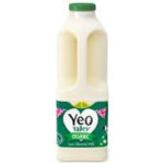 Calories in Yeo Valley Organic Semi-Skimmed Milk