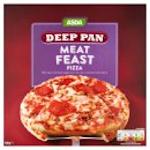 Calories In Asda Deep Pan Meat Feast Pizza