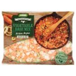 Calories in Asda Frozen for Freshness Vegetable Base Mix