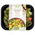 Calories in Asda Microwave from Frozen Vegetable Medley