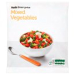 Calories in Asda Smart Price Mixed Vegetables