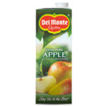 Calories in Del Monte 100% Pure Apple Juice from Concentrate