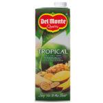Calories in Del Monte Tropical Fruit Juice Drink