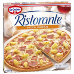 Calories in Dr. Oetker Ristorante Pizza Hawaii