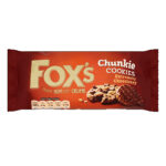 Calories in Fox's Chunkie Cookies Extremely Chocolatey