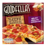 Calories in Goodfella's Deep Pan Baked Meat Fiesta